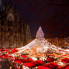 Top 10: The Best UK & European Christmas Markets
