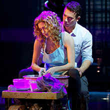 GHOST The Musical – is it as good as the film?