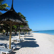Wish you were here in Mauritius