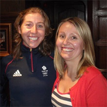 Interview with Olympic cyclist Nicole Cooke