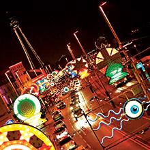Happy Birthday to Blackpool Illuminations