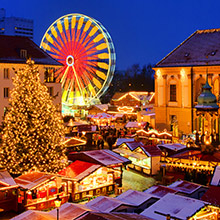 Which? Christmas Markets in the UK & Europe