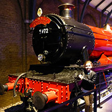 It's Magical at the Harry Potter Studio Tour!