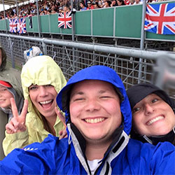 A Great Day Out at the British Grand Prix
