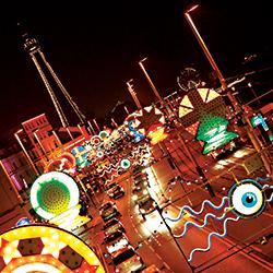 Coach Holidays To Blackpool Illuminations
