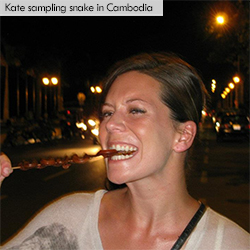 Kate Cambodia