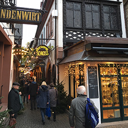 Guest Blog: My Visit to the German Christmas Markets