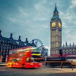 Coach Holidays London