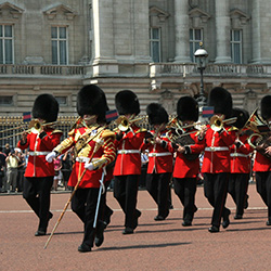 Military Events at London 2016