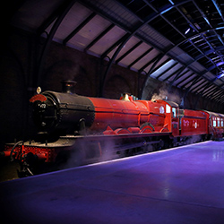 Go on the Harry Potter tour