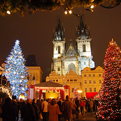 Best European Destinations to Visit During Christmas