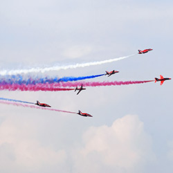 Military Events- Air Shows Around UK This Summer