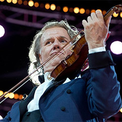 Andre Rieu Outdoor Concerts 2017