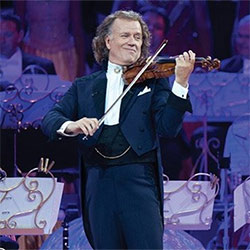 Andre Rieu in the UK