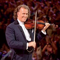Andre Rieu Glasgow 2016