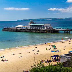 Coach Holidays to Bournemouth