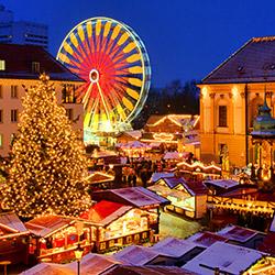 Christmas Markets Coach Trips