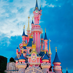 Coach Trips to Disneyland Paris 2017