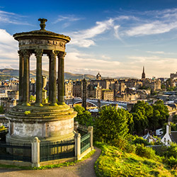 Coach Trips to Edinburgh