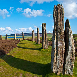 Coach Holidays to Orkney and Shetland