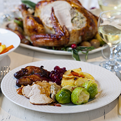 Turkey and Tinsel Weekends