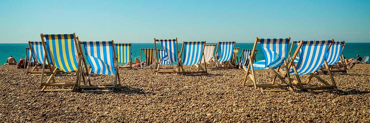 Brighton Deckchair