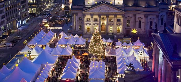 Berlin Christmas Market