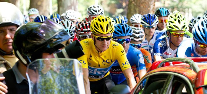 Bradley Wiggins - Tour de France 2012