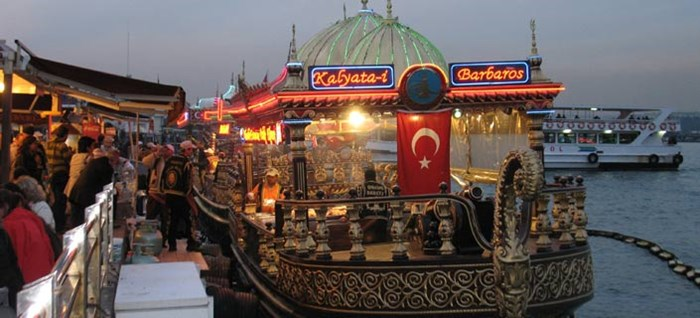 Istanbul escorted tours are