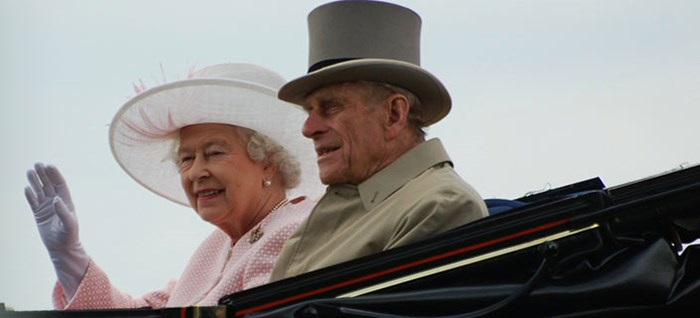 HRH the Queen & Duke of Edinburgh