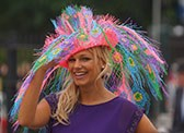 Get your posh frocks on as it's Ladies Day at Royal Ascot