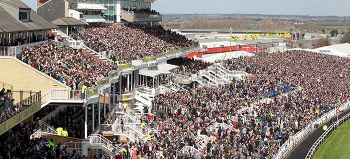 Aintree Grandstands