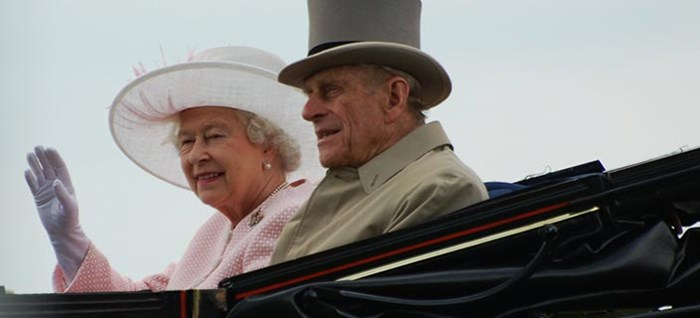 Queen & Duke of Edinburgh