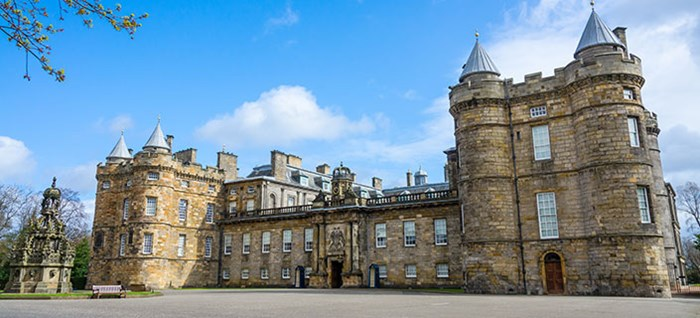 Holyroodhouse, Edinburgh