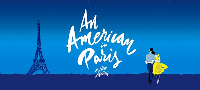 An American in Paris Logo