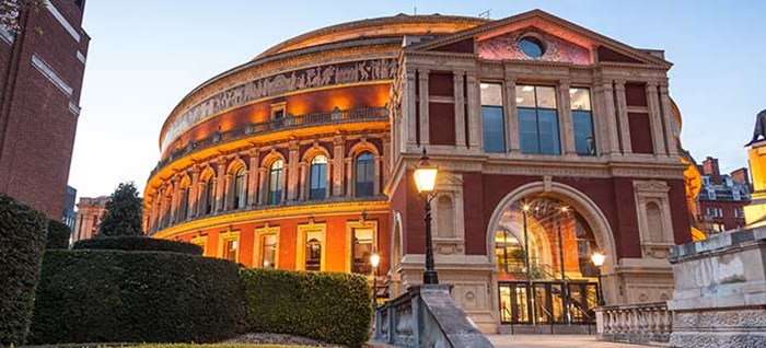 Classical spectacular coach tours 2017 for Door 12 royal albert hall