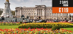 Buckingham Palace & London