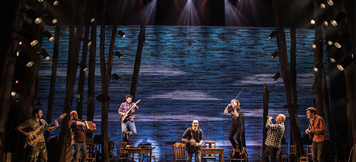 Come from Away the Musical